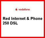 Red Internet  & Phone 250 DSL für die Vodafone Internet Verfügbarkeit