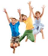 Tanzunterricht für Kinder