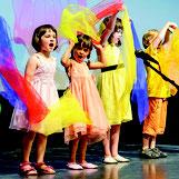 Musical Minis Tanz, Gesang und Schauspiel für Kids
