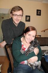 Erwin ist am 25.02.2017 in sein neues Zuhause gezogen. Wir wünschen ihm und seinen neues Eltern alles, alles Gute, viel Spaß miteinander und ein langes, gesundes Leben. Mach´s gut, mein Kleiner...