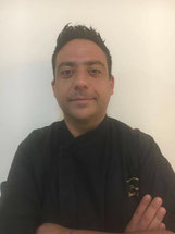 Francesco Lattarulo, Executive  Chef                                                         Pre- opening Team                                                         H-Resort Boutique Hotel Seychelles. Diplomato a.s. 2003/04