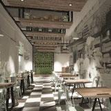Restaurant, Comercial, Diseño Interior