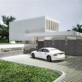 Arquitectura residencial, vivienda unifamiliar