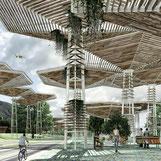 Parque, Diseño Urbano, Paisajismo
