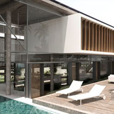 Beach House, Vivienda, Casa, Tropical Architecture