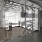 Exposición, Arquitectura temporal