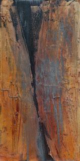 Chant vibratoire, peinture