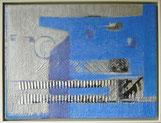 Mond 30 X 40 Acrylmischtechnik