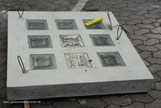 B 1616/3 PRISMA (16x16x3) Solaris Vollglas Glasstein Glasstahlbeton Betonglas  Eesti Tallinn betooni prillid Läti Klaasplokid sillutuskivid klaasist põrandaplaadid Finland Lasi lohkot lattialaatat Lasilevyt betoni lasit Norge Glassblokker gulvfliser baner