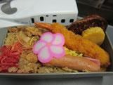 新幹線のお弁当の中身