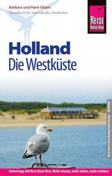Reise Know-How Reiseführer Holland - Die Westküste mit Amsterdam und mehr Reiseführer Nordholland