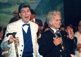 John Lust en Frans Gubbels