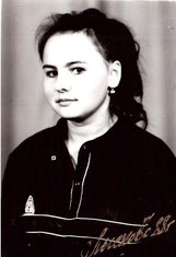 Кабанина Ира, 1989г.