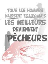 t-shirt les pêcheurs