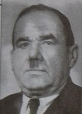 Jakob Unselt (1.Vorstand 1920 - 1924)