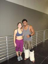 Ricardo Marmitte Africain Workout