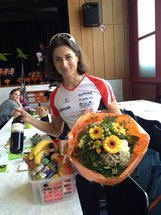 Siegerin Simone Evans