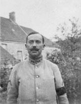Août 1914 : Marcel part à la guerre