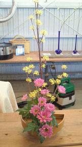 お花サロンLaFlore フラワーセラピー 花育