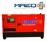Generador a diesel 110KVA