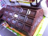 明治ミルクチョコレートの家