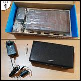 Grundig GSB 550 Bluetooth Lautsprecher schwarz