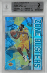 ZONE BUSTERS - No. ZB8  (Refractors)