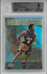 MAD GAME - No. MG6  (Refractors)