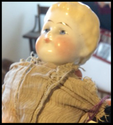 Dutch doll from the 1880s
