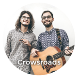 the crowsroads folk blues band lanciomusic duo acustico music franciacorta wedding gospel athens