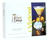 Ernesto Brusa Varese, i viziosi, confetti gusti alcolici