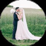 romantische Hochzeit beim Gutsgasthof Stangl