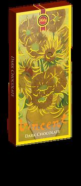 Mily Van Gogh chocolate