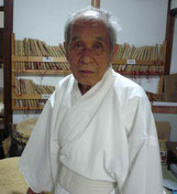 宮司の小田禮五郎さん