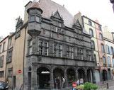 Maison dite des Consuls 1522