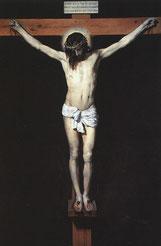 Веласкес. Распятие. 1631 г.