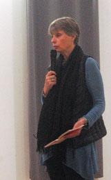 Claire Chanut à Sillans : le mouvement des femmes semencières nait en Inde il y a 11 ans