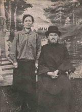 Священник Гамской церкви Палладий Попов