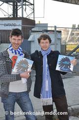 Pieter Willems en Stijn Lemaire