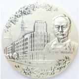 純銀 警視庁創立百年記念  メダル