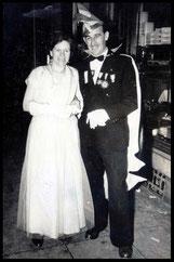 Vorst en vorstin Leo Gijsen en Jeanne Winters
