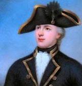 Captain Josias Rogers