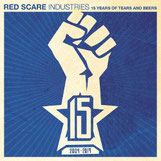 RED SCARE INDUSTRIES - 15 years of tears and beers