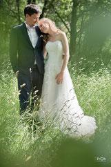 Sommerliches Hochzeits-Shooting