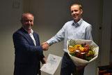 Diploma uitreiking Brandpreventiedeskundige 2 door J. Witlox van Examenbureau Brandveiligheid