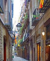 Улицы и площади Барселоны. Гиды в Барселоне, экскурсии в Барселоне