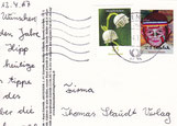 Postkarte von T. S. Ellerbäh aus Kalleby