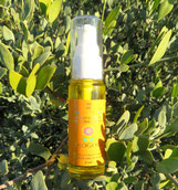 """❦ """"Mystic dew"""" - a golden Oasis for your skin."""