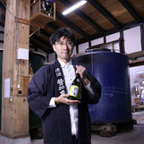 Tomo san, président de Washinoo