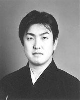 立花志十郎先生 子供歌舞伎講師